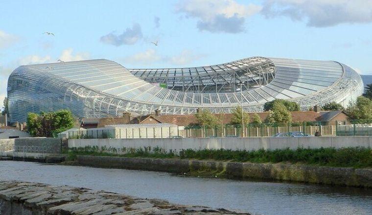 Aviva Stadium – Irish Rugby Union