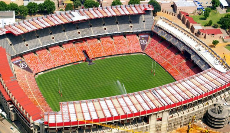 Ellis Park Stadium – South African Rugby Union
