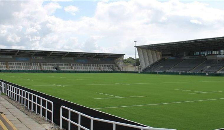 Kingston Park Stadium – Newcastle Falcons