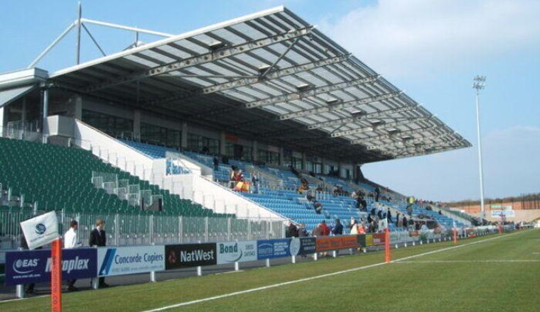 Sandy Park Stadium – Exeter Chiefs