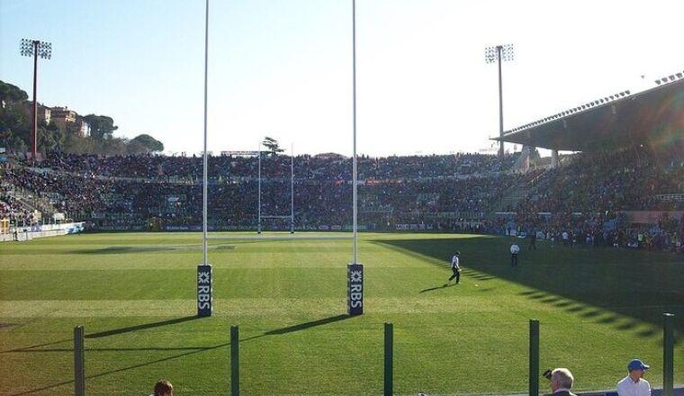 Stadio Flaminio – Italian Rugby Union