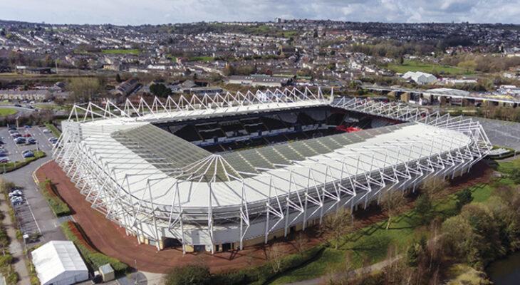 Liberty Stadium, Wales