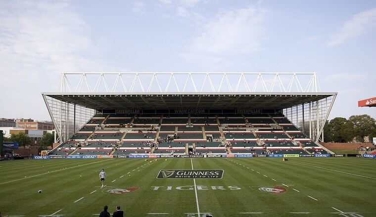 Welford Road – Leicester Tigers